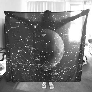 Other - Stars & Constellations Black Tapestry